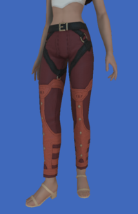 Model-Replica Sky Pirate's Trousers of Striking-Female-Viera.png