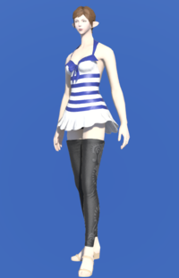 Model-Striped Southern Seas Swimsuit-Female-Elezen.png