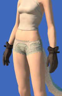 Model-Valentione Rose Ribboned Gloves-Female-Miqote.png