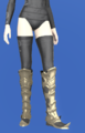 Model-Boots of the White Griffin-Female-Elezen.png