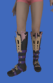 Model-Replica Sky Rat Ironclad Boots of Casting-Female-Viera.png