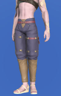 Model-Valerian Terror Knight's Trousers-Male-AuRa.png