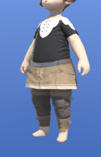 Model-Aetherial Boarskin Skirt-Male-Lalafell.png