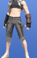 Model-Common Makai Marksman's Fingerless Gloves-Male-Miqote.png
