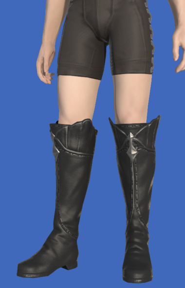 Model-Halonic Exorcist's Thighboots-Male-Hyur.png