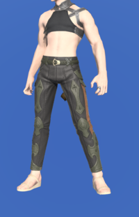 Model-Archaeoskin Breeches of Gathering-Male-Miqote.png