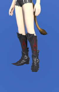 Model-Darklight Boots of Casting-Female-Miqote.png