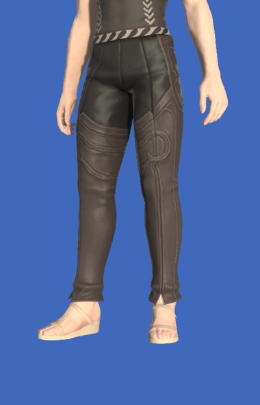 Model-Diamond Trousers of Scouting-Male-Hyur.png