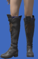 Model-Sharlayan Emissary's Boots-Female-Viera.png