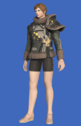 Model-True Linen Jacket of Aiming-Male-Hyur.png