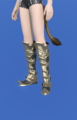 Model-Boots of the White Griffin-Female-Miqote.png