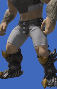 Model-Tarnished Feet of Pressing Darkness-Male-Hrothgar.png