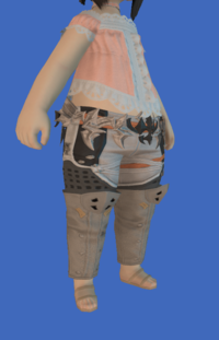 Model-Replica Sky Rat Breeches of Aiming-Female-Lalafell.png