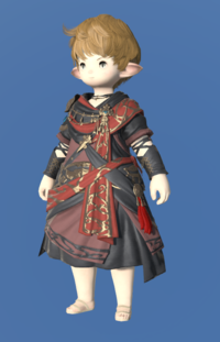Model-Ala Mhigan Tunic of Scouting-Male-Lalafell.png