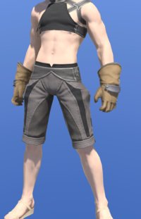 Model-Boarskin Smithy's Gloves-Male-Miqote.png