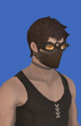 Model-Replica Sky Pirate's Mask of Scouting-Male-Hyur.png