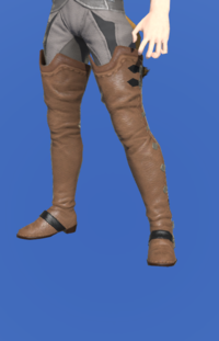Model-Gridanian Soldier's Boots-Male-Miqote.png