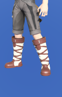 Model-Storm Private's Boots-Male-Miqote.png