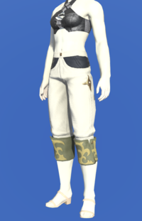 Model-Bloodhempen Trousers of Gathering-Female-Roe.png