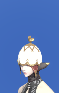 Model-Chocobo Egg Cap-Female-Elezen.png