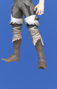 Model-Woad Skyhunter's Boots-Male-Miqote.png