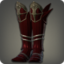 Doman Steel Greaves of Scouting Icon.png
