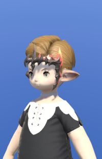 Model-Augmented Rathalos Helm (M)-Male-Lalafell.png