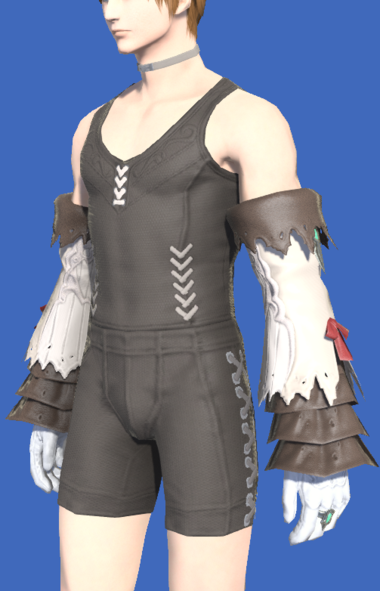Model-True Linen Gloves of Healing-Male-Hyur.png