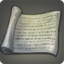 Blank Grade 1 Orchestrion Roll Icon.png