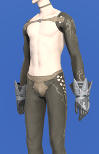 Model-Archaeoskin Gloves of Casting-Male-Elezen.png