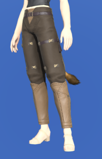 Model-Gyuki Leather Trousers of Fending-Female-Miqote.png