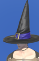 Model-Serpentskin Hat of Casting-Male-Elezen.png