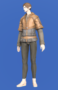 Model-Weathered Jerkin (Brown)-Male-Elezen.png