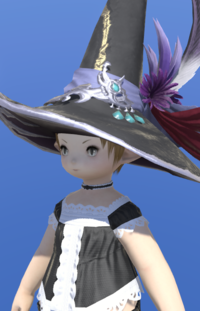 Model-Demon Hat of Casting-Female-Lalafell.png