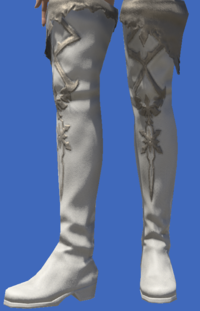 Model-Slothskin Boots of Striking-Female-Viera.png