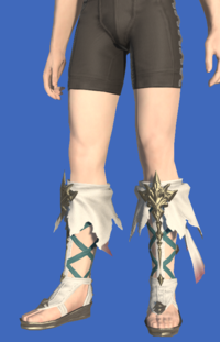 Model-True Griffin Sandals of Healing-Male-Hyur.png