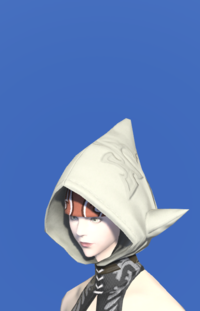 Model-Filibuster's Hood of Healing-Female-Elezen.png