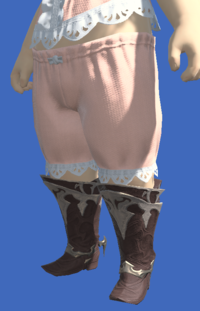Model-Harlequin's Boots-Female-Lalafell.png