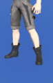 Model-Common Makai Priest's Boots-Male-Miqote.png
