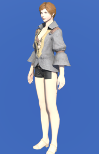 Model-Flame Private's Shirt-Female-Hyur.png