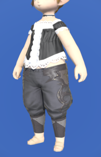 Model-Rainbow Sarouel of Scouting-Female-Lalafell.png