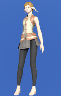 Model-Velveteen Doublet Vest of Crafting-Female-AuRa.png
