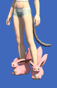 Model-Ruby Carbuncle Slippers-Female-Miqote.png