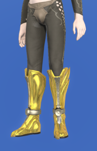 Model-Tarnished Feet of the Golden Wolf-Male-Elezen.png