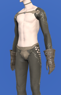 Model-Dark Dhalmelskin Gloves-Male-Elezen.png