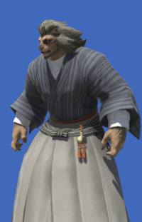 Model-Far Eastern Schoolboy's Hakama-Male-Hrothgar.png