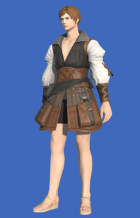 Model-Ramie Doublet of Crafting-Male-Hyur.png