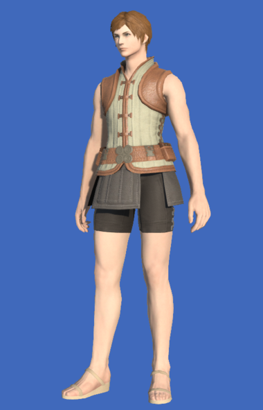Model-Velveteen Doublet Vest of Crafting-Male-Hyur.png