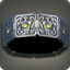 Silver Lone Wolf Bracelets Icon.png