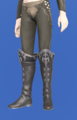 Model-Carborundum Boots of Aiming-Male-Elezen.png